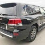 Broke govt splurges M12m on luxury cars