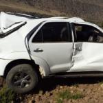 Journalist dies in accident