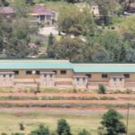 Maseru filthy cells exposed
