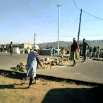 Matala residents up in arms over speed humps