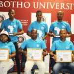 Botho students scoop Huawei prizes
