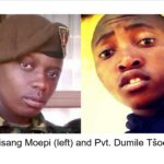 Detained Lesotho soldiers: Petitioners approach SA again