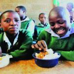 Farmers drop out of school feeding project